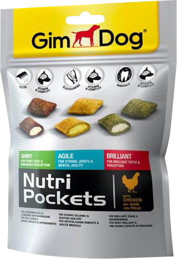 Gimdog | Nutri Pockets Mix