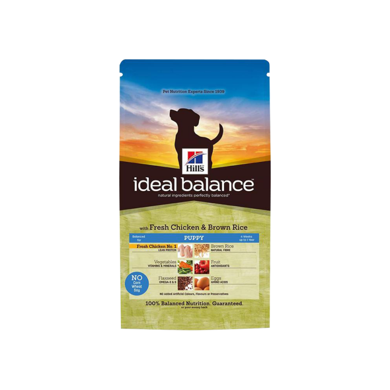 Hill's | Ideal Balance Puppy with Fresh Chicken & Brown Rice