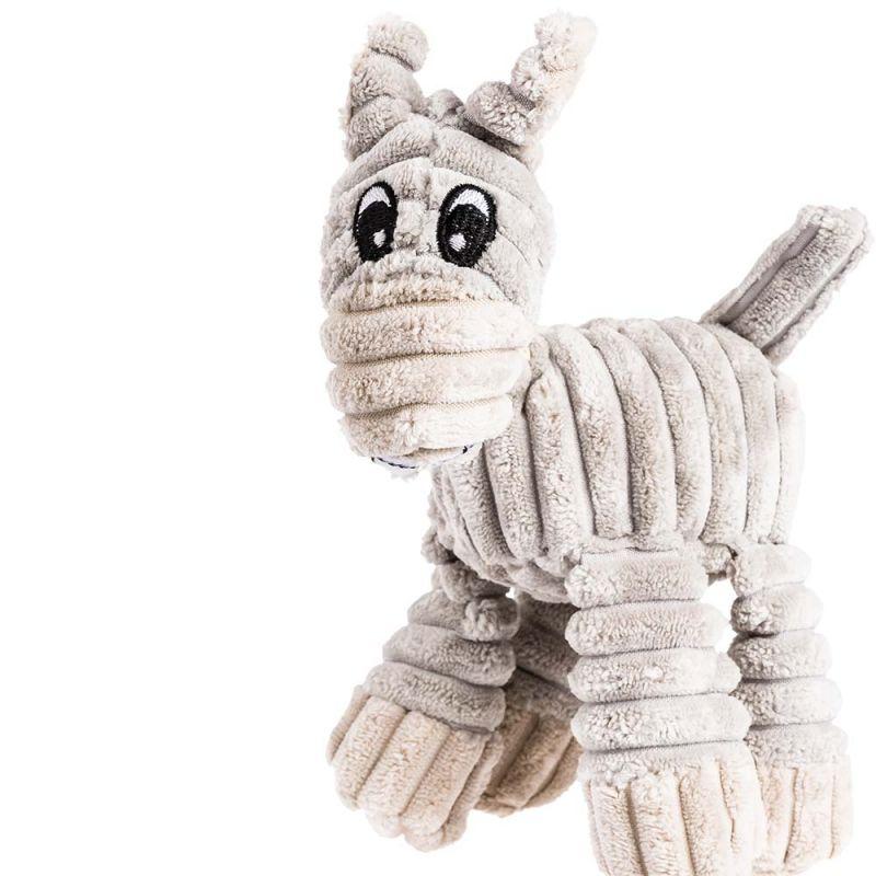 Hunter   Hundespielzeug Huggly Zoo Esel
