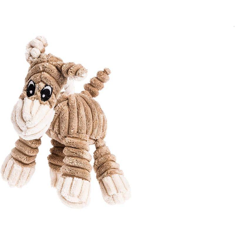 Hunter   Hundespielzeug Huggly Zoo Giraffe