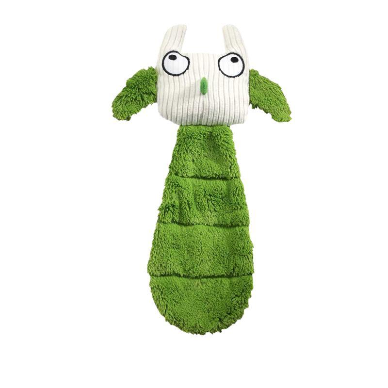 Hunter   Plushy Katze grün