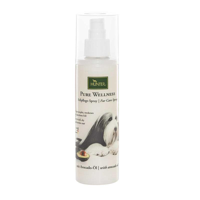 Hunter   Pure Wellness Fellpflege-Spray