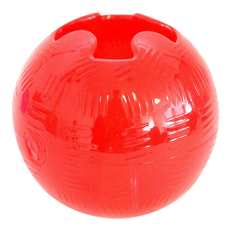 Wolters | Spielball Bite-Me Strong medium rot