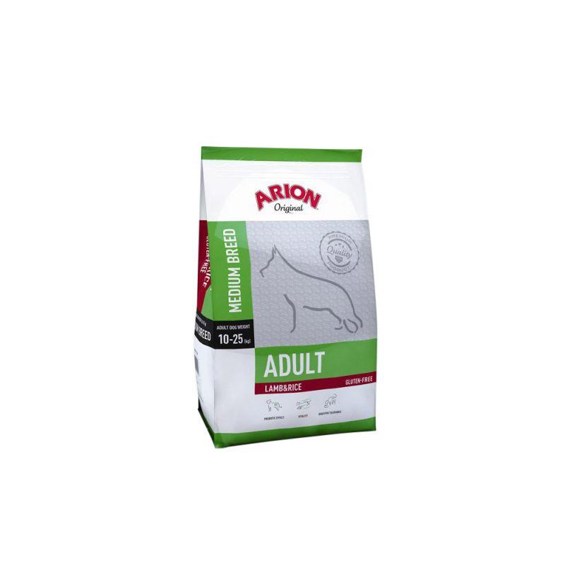 Arion   Original Adult medium Lamb & Rice