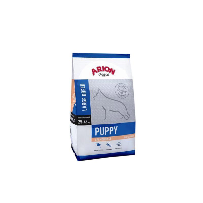 Arion   Original Puppy large Salmon & Rice