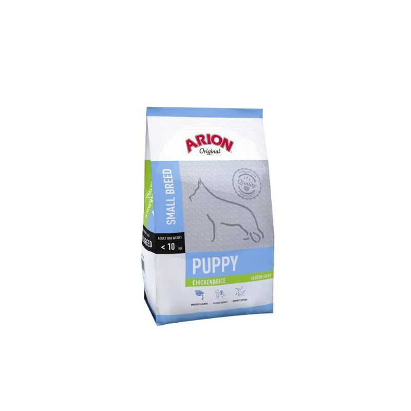 Arion | Original Puppy small Chicken & Rice