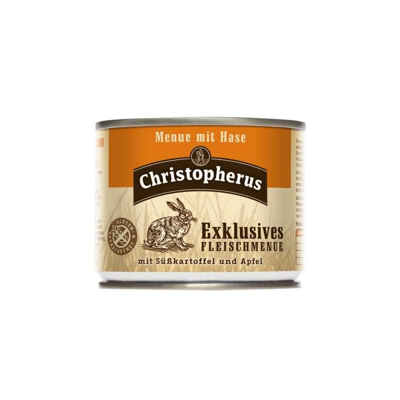 Christopherus | Exklusives Fleischmenue mit Hase