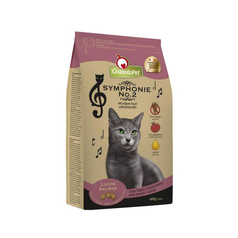 GranataPet   Cat Symphonie No.2 Lachs