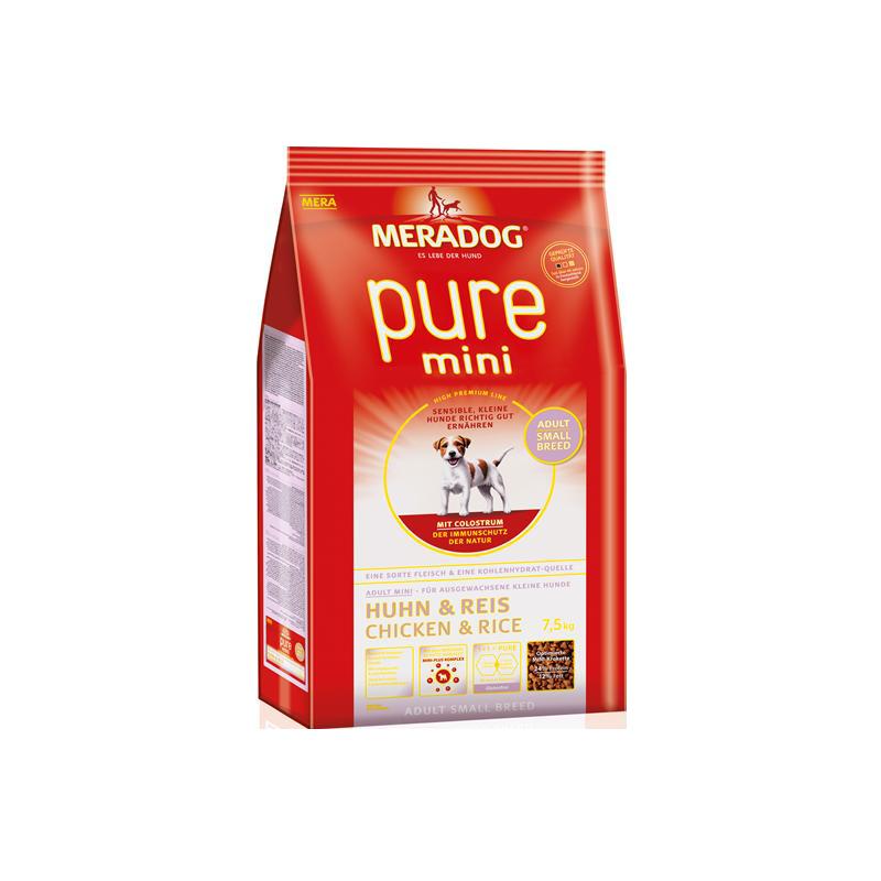 Mera Dog | Pure Mini mit Huhn & Reis