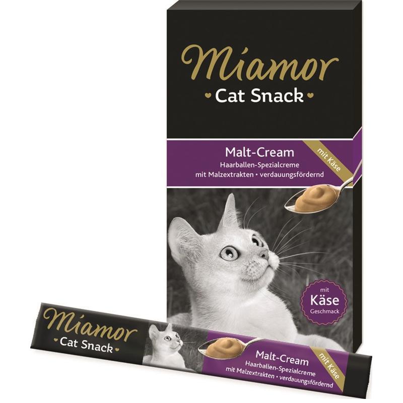 Miamor   Cat Confect Malt-Cream mit Käse