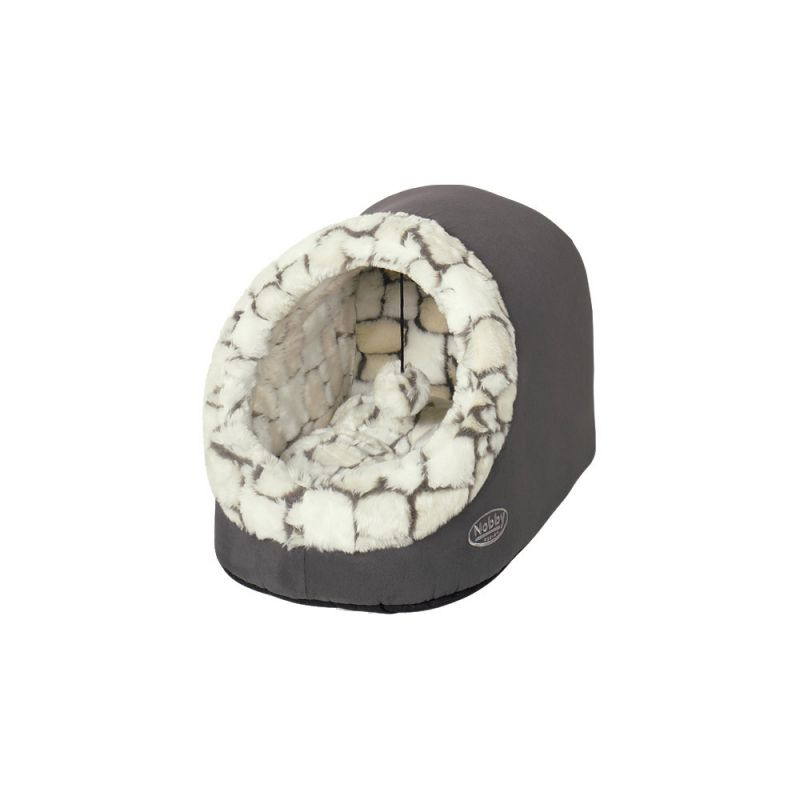 Nobby | Höhle KAHIA grau stein