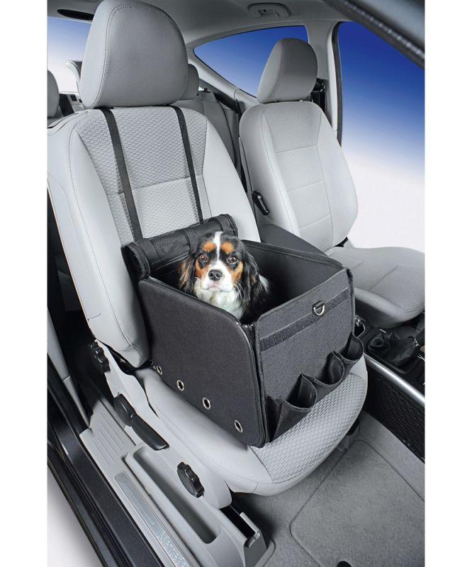 Nobby | Reise-Tasche für Autositz schwarz