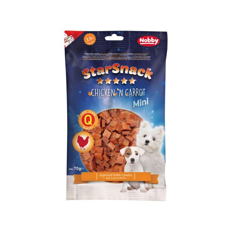 Nobby | STARSNACK MINI Chicken 'n Carrot