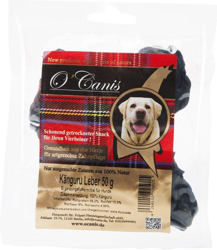 O'Canis | Känguru-Leber