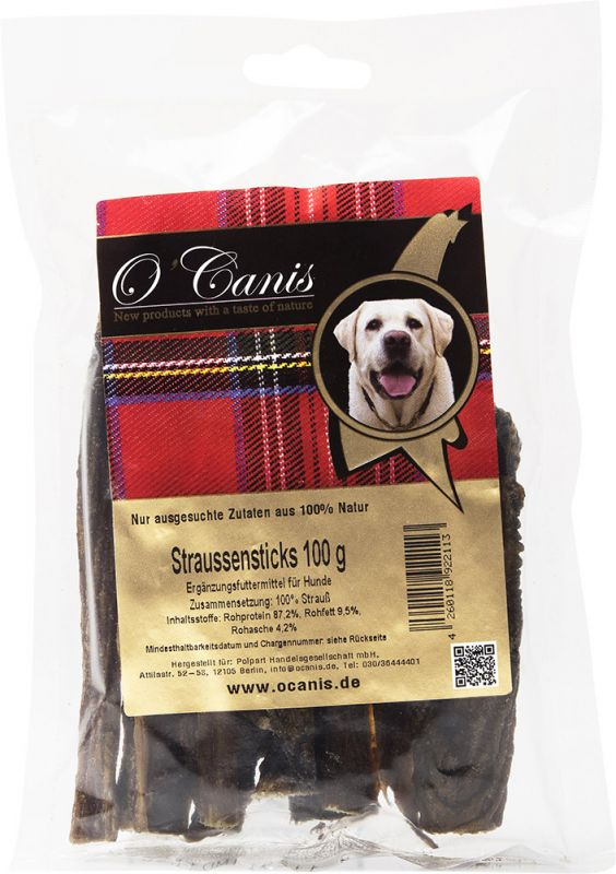 O'Canis | Straußensticks