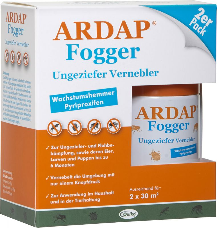 Ardap | FOGGER 2er PACK (2x100ML)
