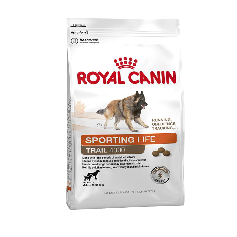 Royal Canin | Lifestyle Health Nutrition Sporting Life Trail 4300