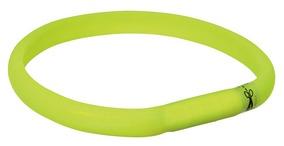 Trixie | Flash Leuchtband USB grün