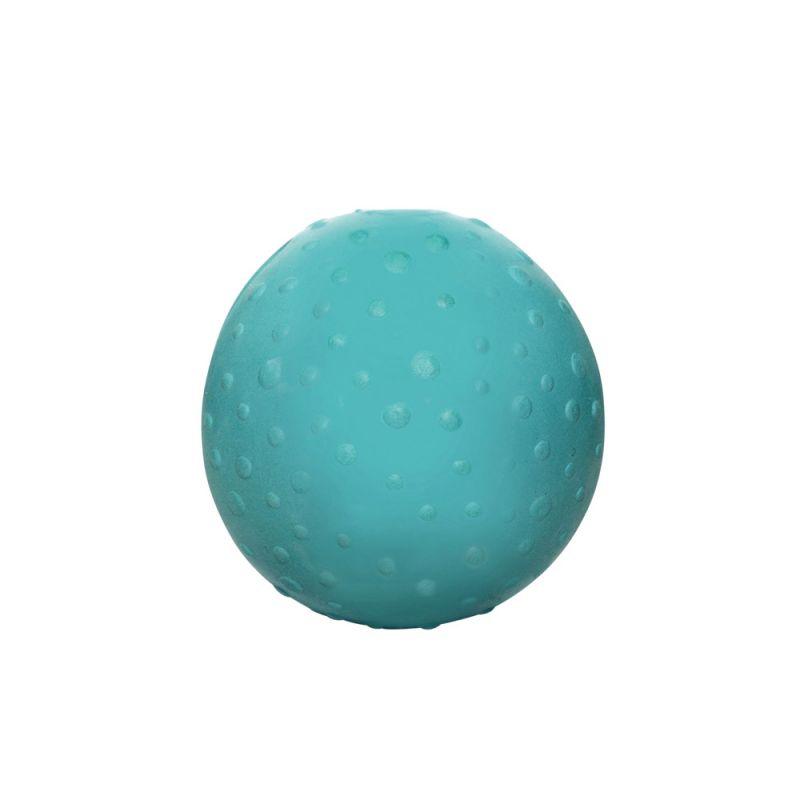 Wolters | Bite Me! Bounzer-Naturkautschukball aqua