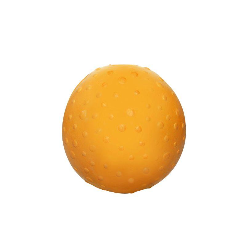 Wolters   Bite Me! Bounzer-Naturkautschukball mango