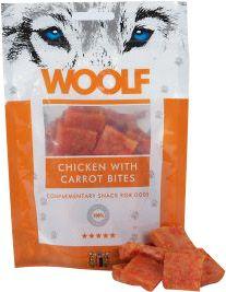 Woolf | Hühnchenwürfel mit Karotte