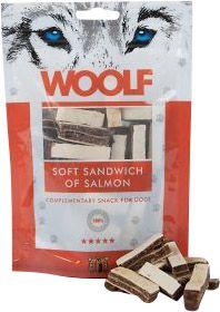 Woolf | Soft Sandwich mit Lachs