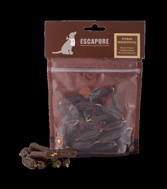 Escapure | Pferde Miniwürstel