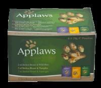 Applaws | Frischebeutel Multipack mit Huhn