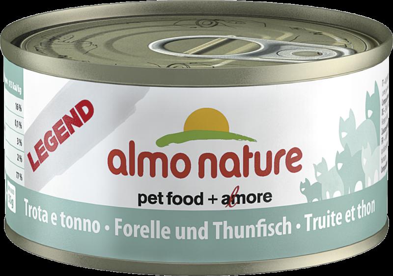 Almo Nature   Legend Forelle und Thunfisch