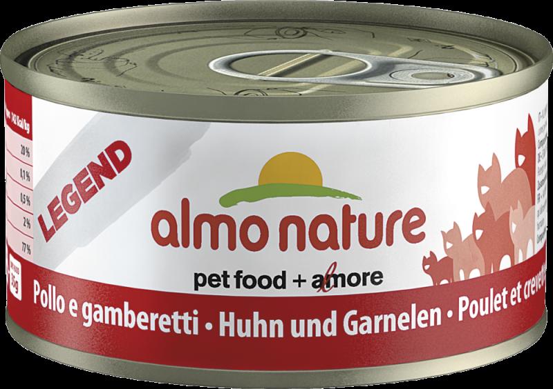 Almo Nature | Legend Huhn und Garnelen