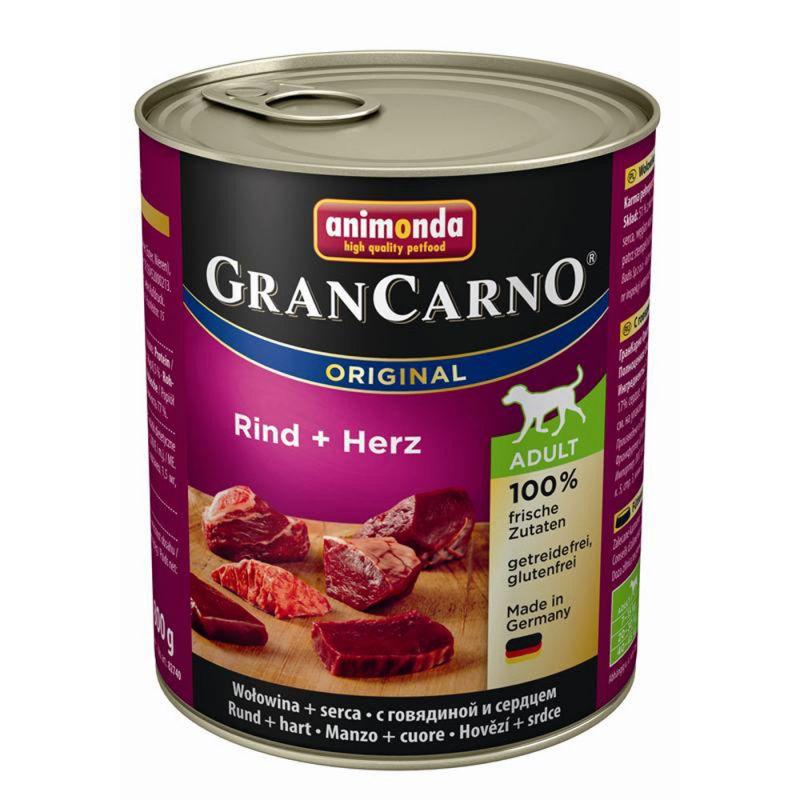 Animonda   GranCarno Adult Rind & Herz