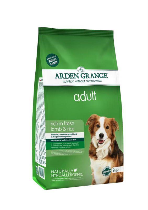Arden Grange | Adult Lamb & Rice