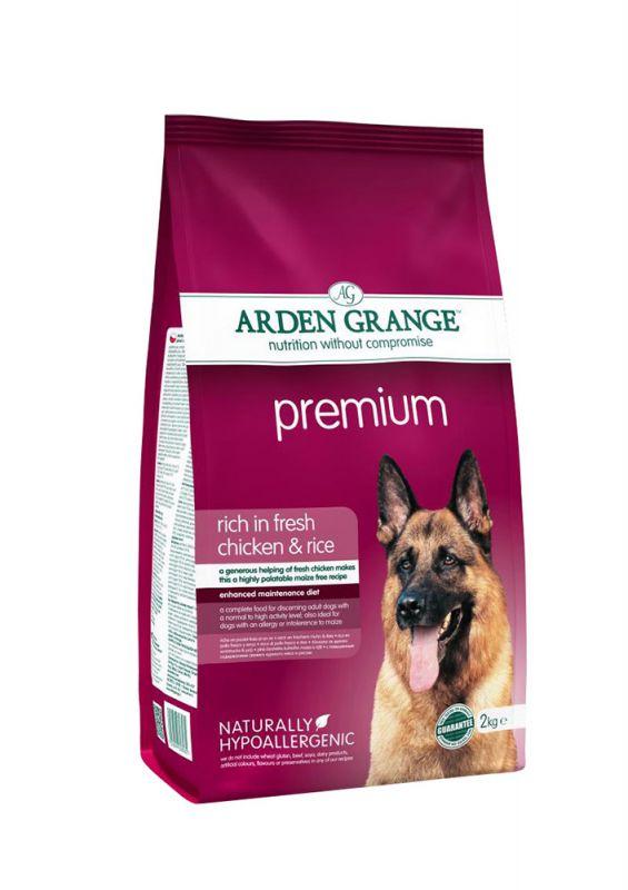 Arden Grange | Adult Premium Chicken & Rice