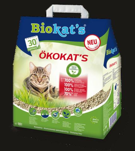 Biokat's   Ökokat's