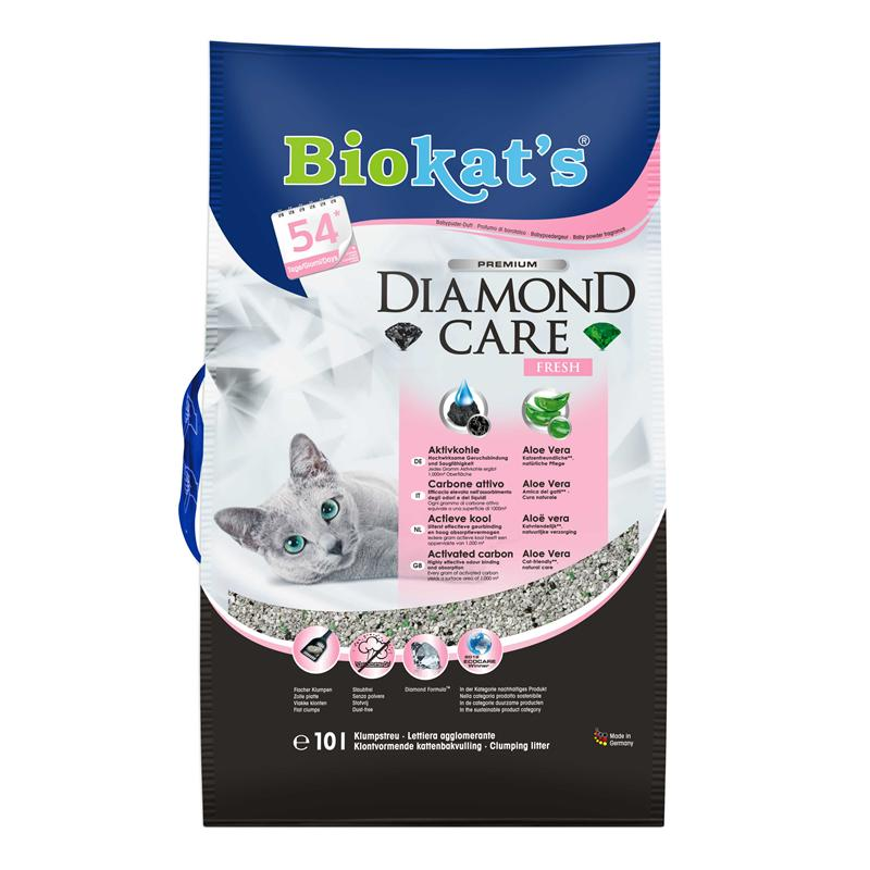 Biokat's   Diamand Care Fresh