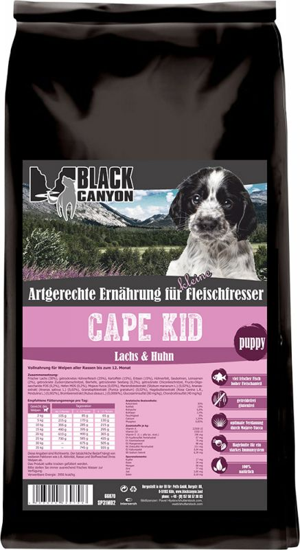 Black Canyon | Cape Kid Lachs & Huhn