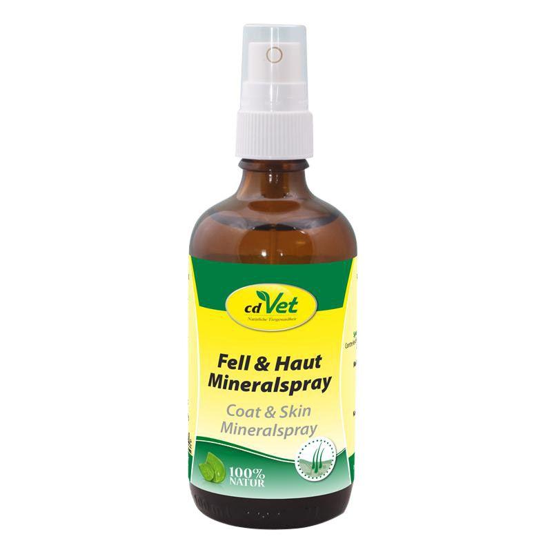 cdVet | Fell & Haut Mineralspray
