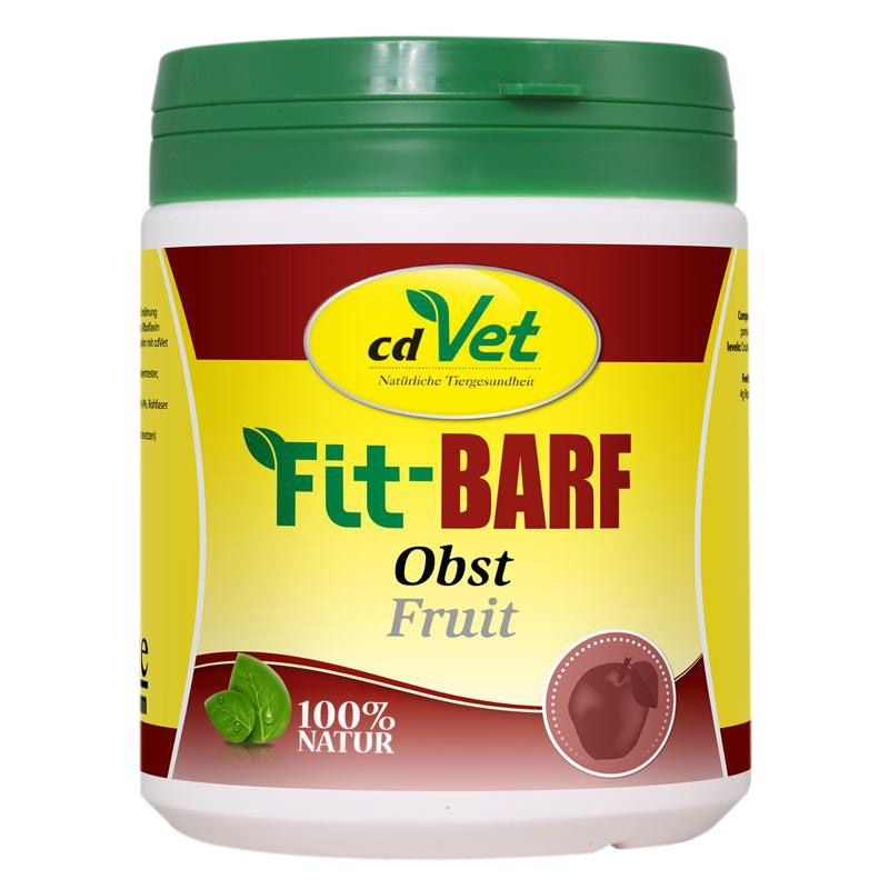 cdVet | Fit-BARF Obst