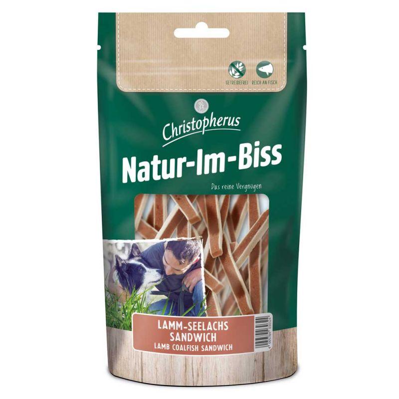 Christopherus | Natur-Im-Biss Lamm-Seelachs-Sandwich