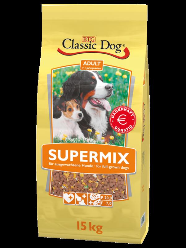 Classic Dog | Adult Supermix