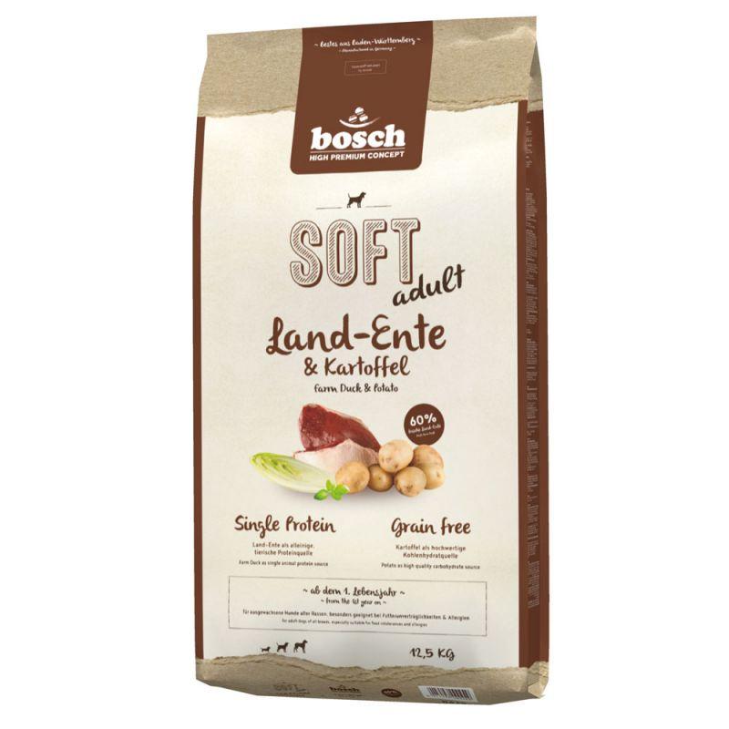 Bosch | High Premium Soft+ Land-Ente & Kartoffel