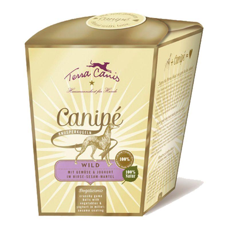 Terra Canis | Canipé classic Wild mit Gemüse & Joghurt