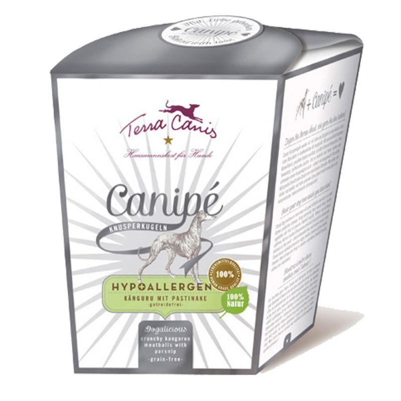 Terra Canis | Canipé Hypoallergen Känguru mit Pastinake