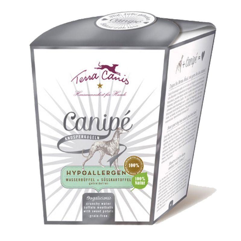 Terra Canis | Canipé Hypoallergen Wasserbüffel mit Süßkartoffel