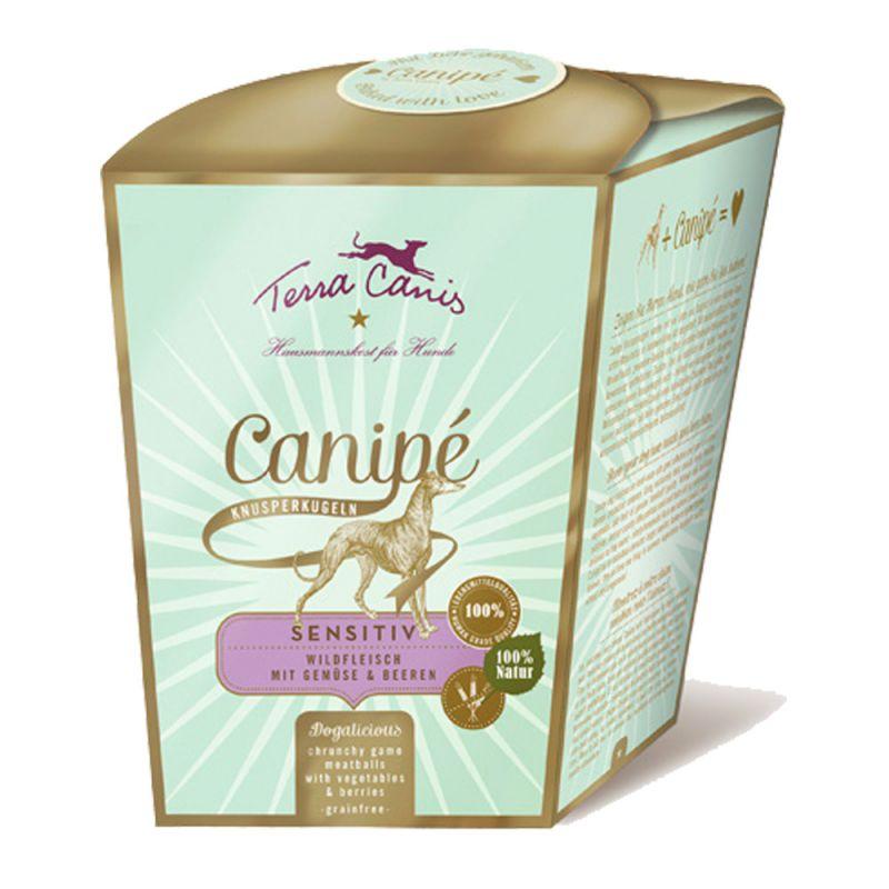Terra Canis | Canipé sensitiv Wild mit Gemüse und Beeren