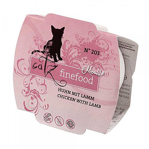 Catz finefood | Mousse No. 203