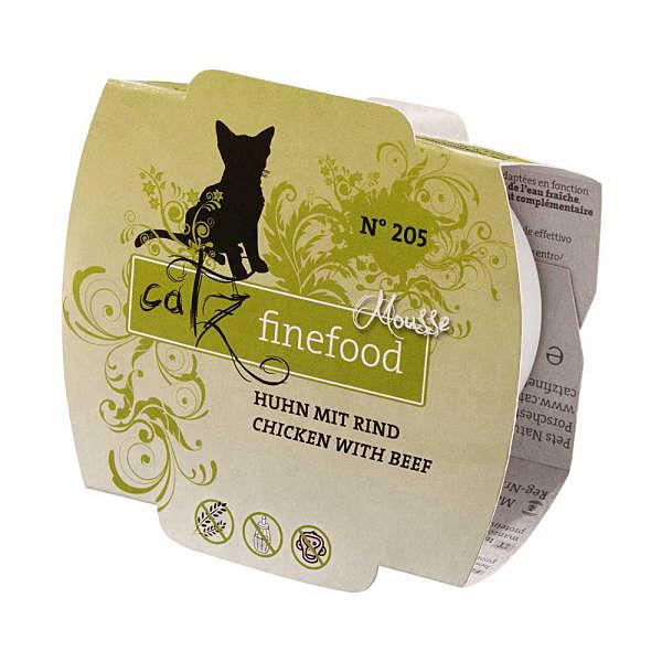 Catz finefood | Mousse No. 205