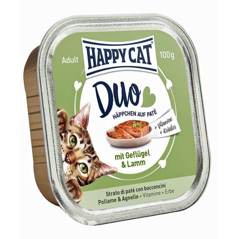 Happy Cat | Duo Geflügel und Lamm