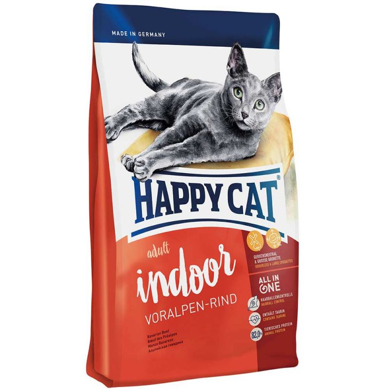Happy Cat | Supreme Indoor Voralpen-Rind