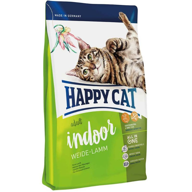 Happy Cat   Supreme Indoor Weide-Lamm